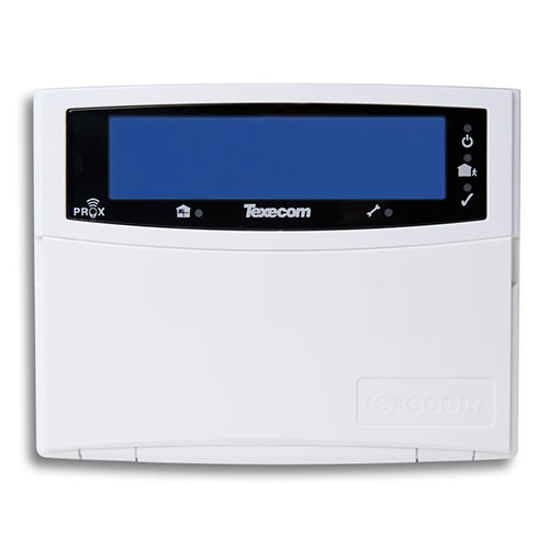 Texecom Surface Mounted Keypad